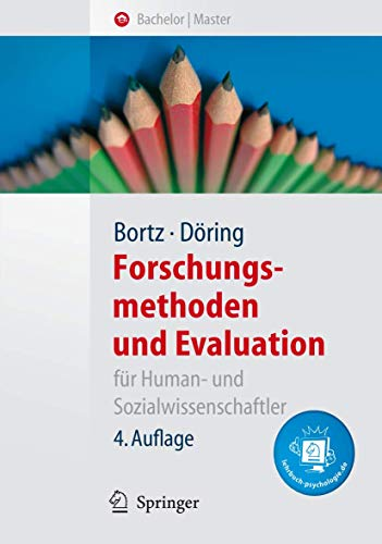 Forschungsmethoden und Evaluation für Human- und Sozialwissenschaftler: Limitierte Sonderausgabe (Springer-Lehrbuch)