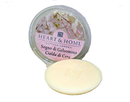 """Cialda di cera Forever Fragrance Giardino del Cottage""""Sogno di Gelsomino"""""""