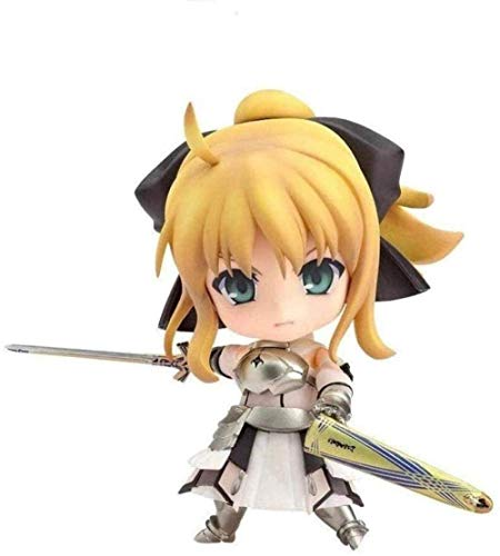 UanPlee-SC Personajes Anime de Fate/Stay Night: Sebastian Lily Aproximadamente 3 9 Pulgadas Figura de PEYOC EYO397