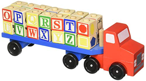 Melissa & Doug - 15175 - Camion Alphabet