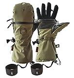 K & S The Heat Company Heat 3 Special Force - Guantes calentadores de manos y manoplas...