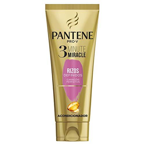 Pantene 3 Minute Miracle Rizos Definidos para Pelo Rizado - 200 ml