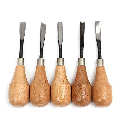 Arbeiten Werkzeug Hand Carving Meißel Carving Löffel Schalen Set DIY Werkzeug für-Woodcut