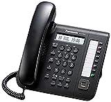Panasonic KX-DT521 - Teléfono IP (Negro, Terminal con conexión por Cable, LCD, 1 Pieza(s)) [versión importada]