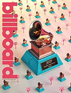 Billboard Magazine (December 22, 2018) 2019 Grammy Nomination Guide