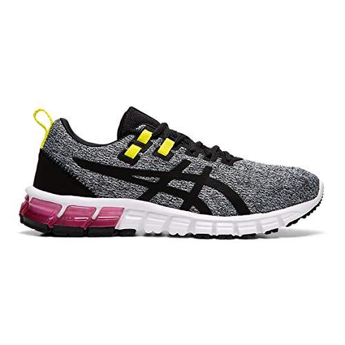 ASICS Gel-Quantum 90 Women Shoes Training Running Trainers Sports Athletics Outdoor Shoe 1022A115-002 (39.5 EU - 6 UK - 8 US) Gray/Black