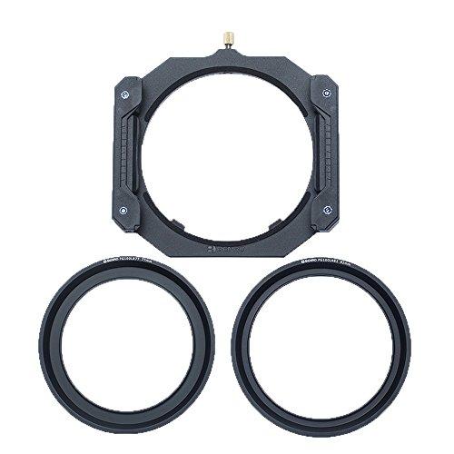 Benro porta filtro FG100fino a 3filtri 100x 100mm o 100x 150mm di una profondità di 2mm e 1filtro CPL