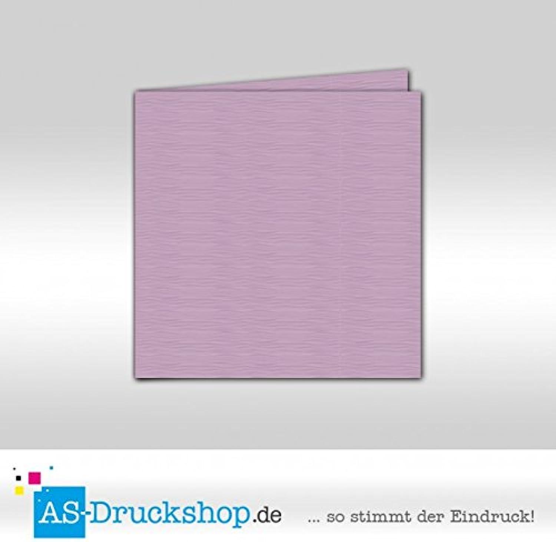 Faltkarte - Sakura - mit Strukur 100 Stück Quadratisch 155 x 155 mm B07951NJ9K  | Spielzeugwelt, fröhlicher Ozean