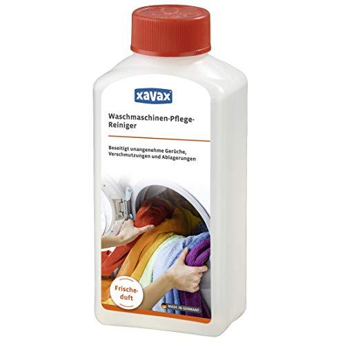 Xavax Waschmaschinen Pflegereiniger mit Frischeduft, 250 ml