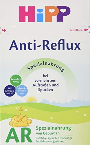 günstig Hipp Spezialfutter, Anti-Reflux-Essen, 4 Päckchen (4 x 500 g) Vergleich im Deutschland