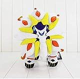 Sun Moon Solgaleo Lunala Filled Plush Doll Toy 26cm