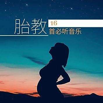胎教16首必听音乐 - 2019孕妇安静胎教音乐为了让婴儿大脑开发