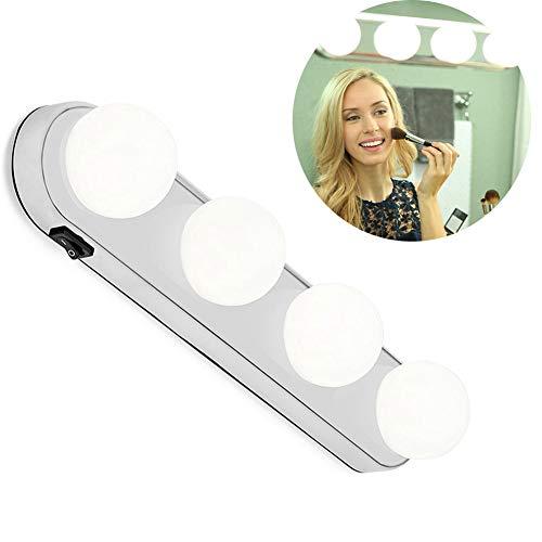 Luces LED Leegoal para espejo de tocador