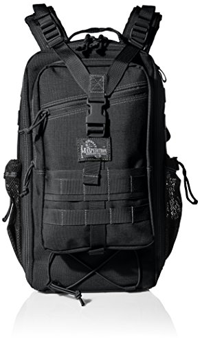 Maxpedition Herren Backpack Pygmy Falcon-ii Rucksack, Schwarz, 1 SZ