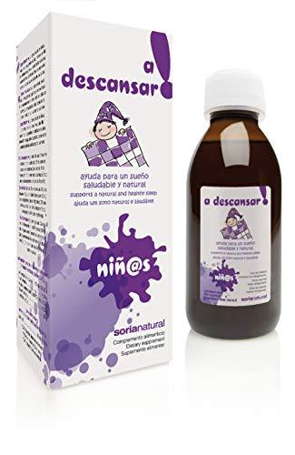 Soria Natural A Descansar Niñ@S Jarabe - 150 ml