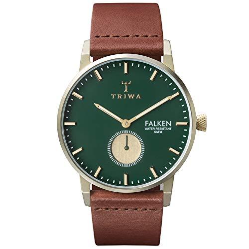 (トリワ) Triwa 腕時計 パイン Falken ファルケン ブラウン