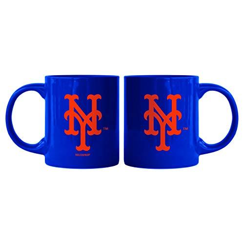 Boelter Brands New York Mets MLB Offizielle Tasse, Becher Ralley 325ml