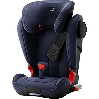 Romer KidFix II XP SICT Silla de Coche, 67 - 85 x 54 x 39 cm, Azul (Moonlight Blue, Chassis/Shell: Black) (B07BVRB8XP) | Amazon price tracker / tracking, Amazon price history charts, Amazon price watches, Amazon price drop alerts