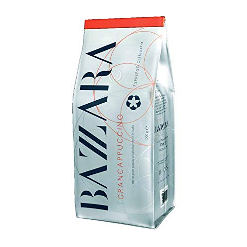 Bazzara Gran Cappuccino - KAFFEEBOHNEN (1 kg)