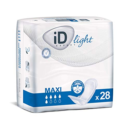 ID Expert Maxi luz desechables extra–Pañales para adultos