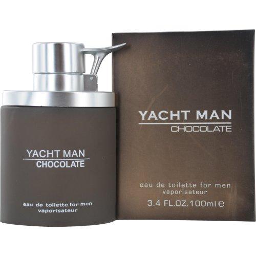 Yacht-Man Yacht-Man Chocolate E.T. 100 Vapo 100 ml