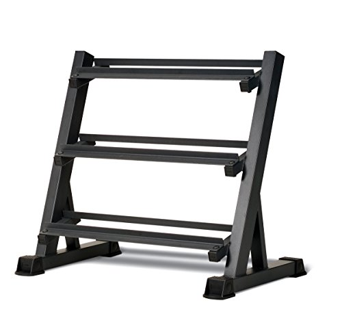 Marcy 3-Level Dumbbell Rack