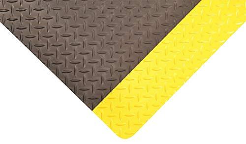Condor Antifatigue Mat Yellow 3ft. x 4ft.