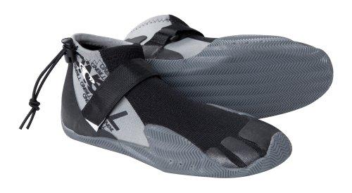 O'Neill Superfreak Tropical Round Toe Boot (Black)