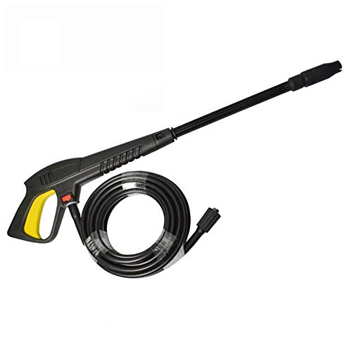 Manguera de pistola de agua para Karcher Champion AR Hammer Flex Lavor Vax Sterwins MAC Allister Arandelas de alta presión (C. compatible con la mayoría de Lavor/ Vax/ Craftsman/ Sterwis / B y S)