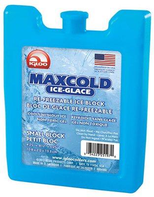 iGloo–25197Maxcold bloque de hielo, pequeño–cantidad 12