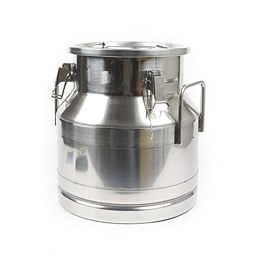 Milk Can Stainless Steel Fermenter Barrel Wine Beer Keg Storage Ice Buckets...