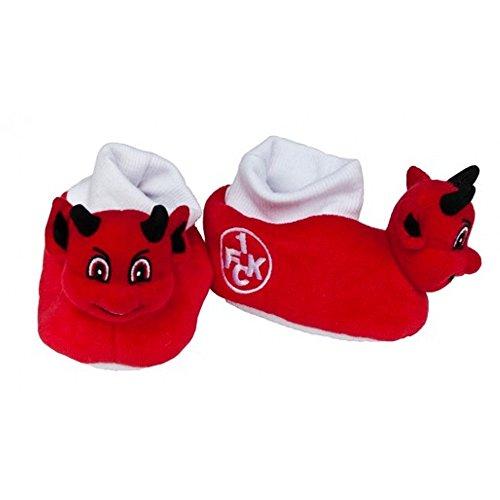 1. FCK Baby Schuhe - Babyschühchen - 1. FC Kaiserslautern Teufel