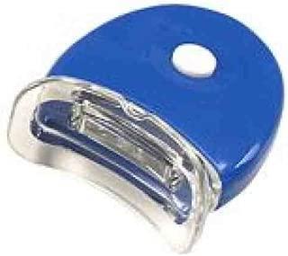 MAZIMARK--LED White Light Teeth Whitening System Kit Tooth Cleaner Whitelight UK Dispatch