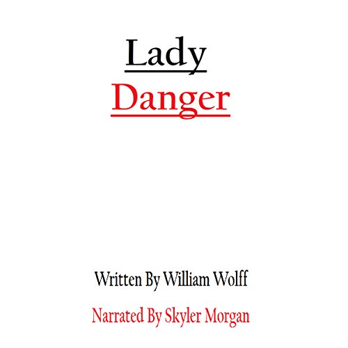 Lady Danger audiobook cover art