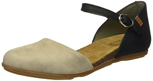 El Naturalista S.A Nd54 Pleasant Stella - Merceditas Donna, Multicolore (Black / Piedra), 38 EU