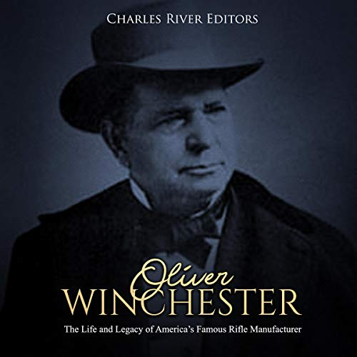 Oliver Winchester audiobook cover art