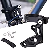 RJRK Bicycle Single <span class='highlight'>Disc</span> Chain Guide Bicycle Chain Tension Wheel Mtb Accessories Adjustable,Compact Size Lightweight Smooth No Burr