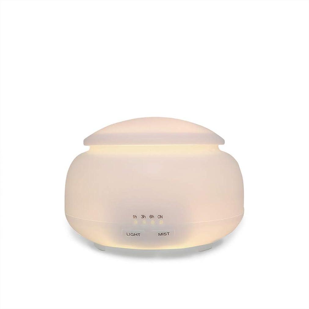 子音禁じるスリラー150ml の家の超音波アロマセラピー機械、大きい無声空気浄化の加湿器容量のスプレーのタイマーおよび水なしの自動オフ、7つの LED ライト色
