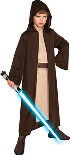 Star - Disfraz de Star Wars para niño, talla L (8-10 años) (882024-LARGE)