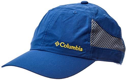 Columbia Tech Shade - Gorra unisex de nailon, Azul (Carbon), O/S