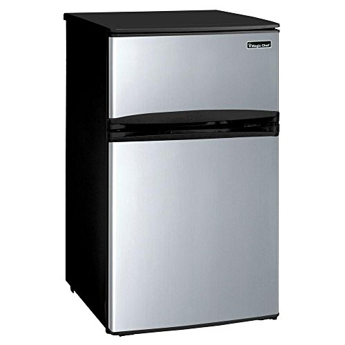 Magic Chef 3.1 cu. ft. Mini Refrigerator in ...