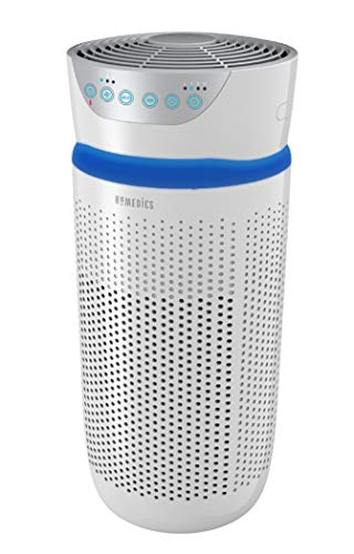 HoMedics AP-T30WT Air Purifier, color blanco