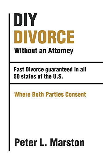DIY Divorce Without an Attorney: for $159 (English Edition)