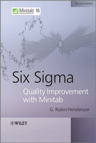 Six Sigma Quality Improvement with Minitab