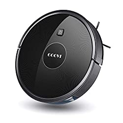 GOOVI 1600PA Robotic Vacuum Cleaner with Self-charging