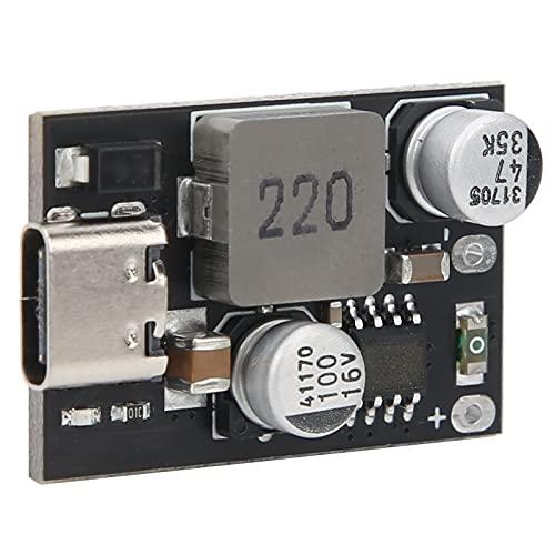 Módulo cargador de teléfono Módulo cargador de carga rápida Módulo cargador TYPE-C con interfaz TYPE-C con protección contra sobrevoltaje de entrada y salida para Huawei SCP FCP