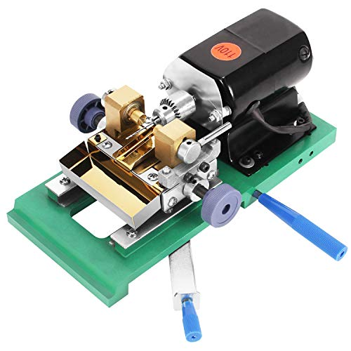 BAOSHISHAN 280W Pearl Drilling Machine Coral Driller Amber Holing Machine Full Set Speed Adjustable 110V