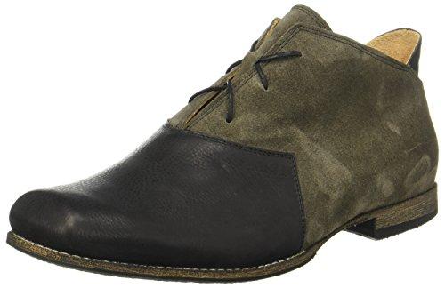 Think! Herren GURU_282694 Desert Boots, Schwarz (Sz/Kombi 09), 46 EU