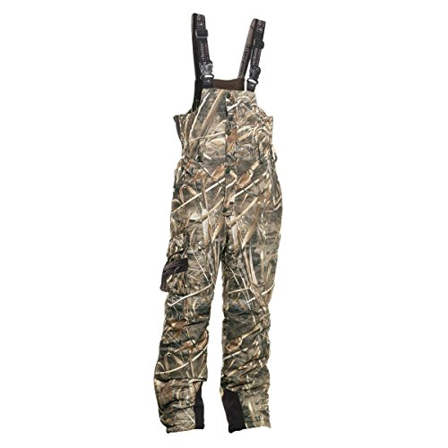 Deerhunter Muflon Latzhose 3820, Outdoor- & Jagdhose, 376 Art Green, Gr. 54