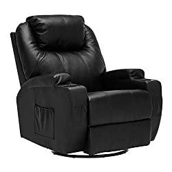 recliner 360 degree swivel
